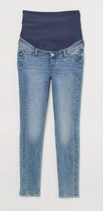 H&M MAMA &Denim Skinny Ankle Jeans Maternity